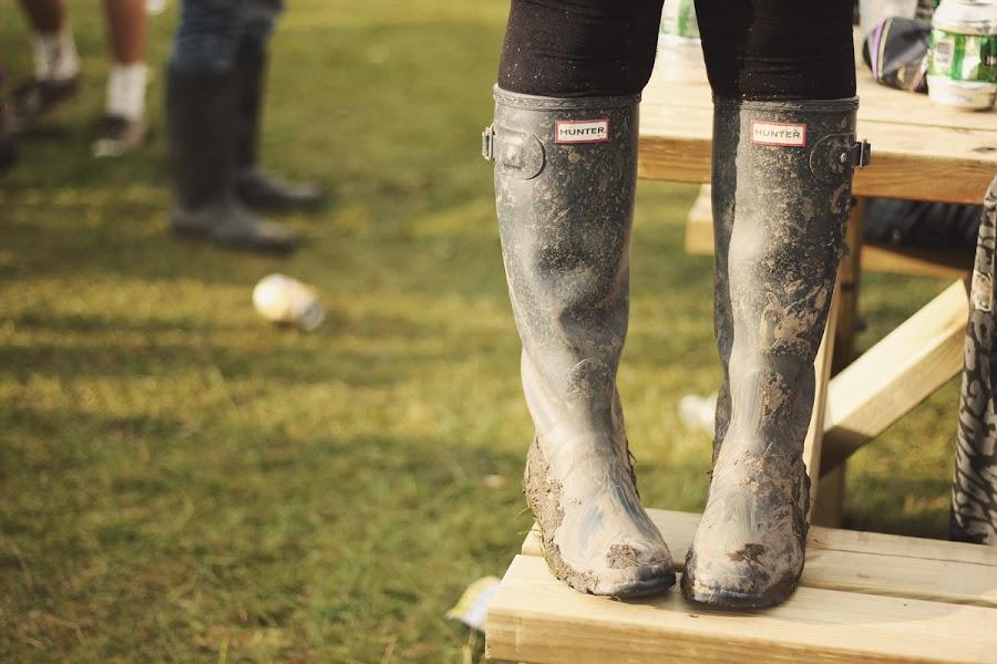 hunter boots festival 2014