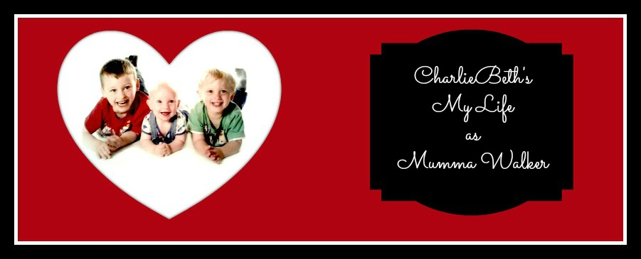 "CharlieBeth's ""Life as Mumma Walker"""