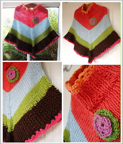 Toddler Poncho - Infant