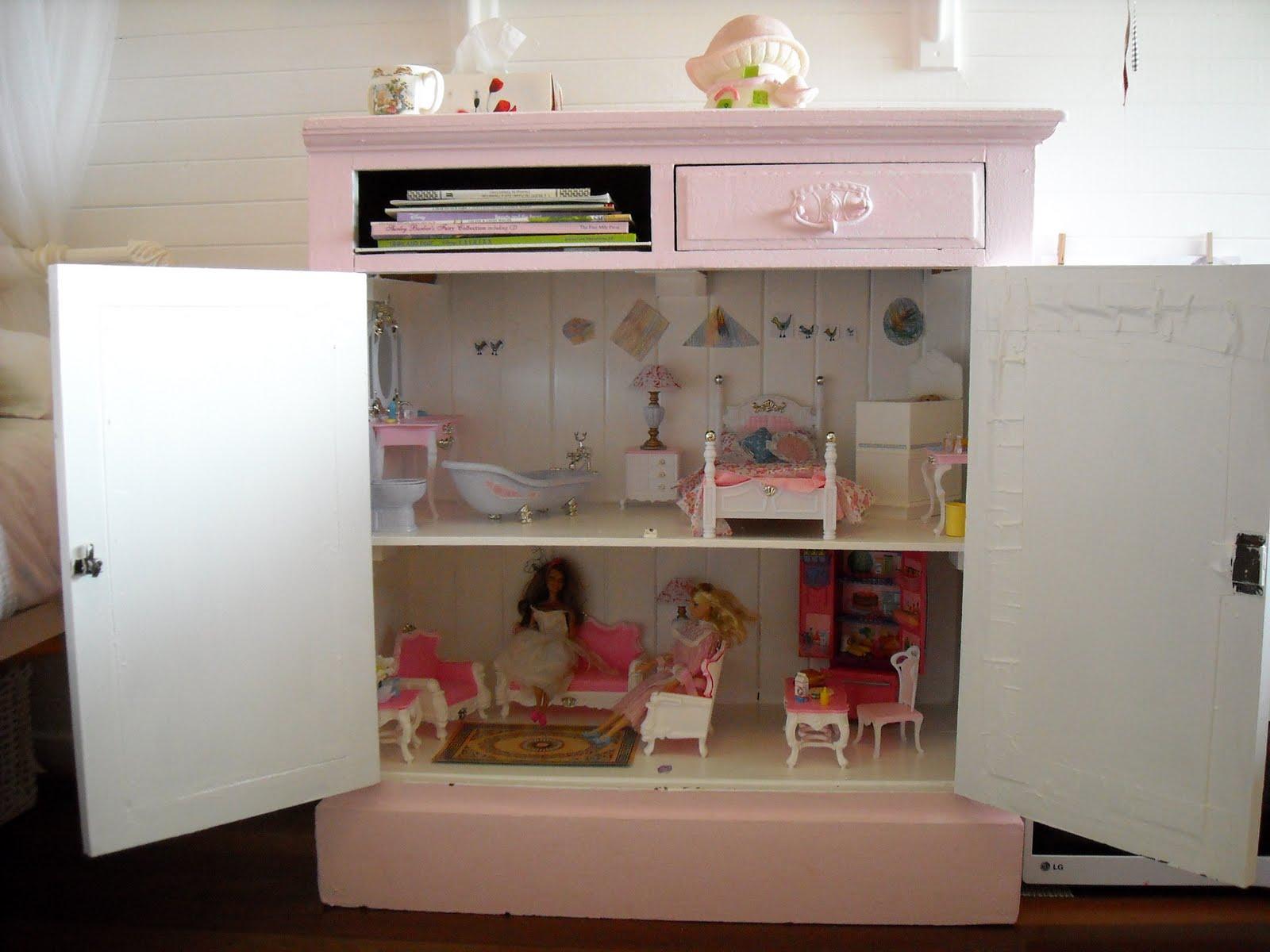 Шкафы для кукол своими руками фото