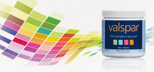 Super Savings Free Valspar Paint Project Kits Every Day