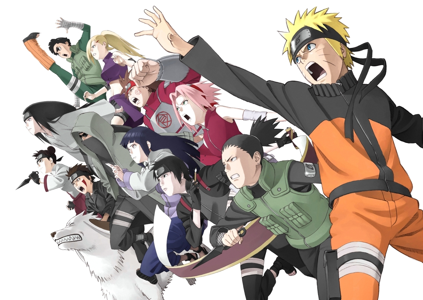 Naruto Shippuuden Movie Inheritors The Will Fire