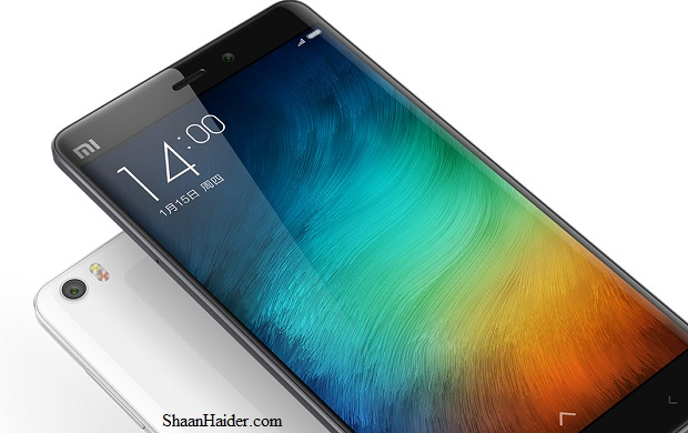 Xiaomi Mi Note Pro - UAE and Saudi Arabia