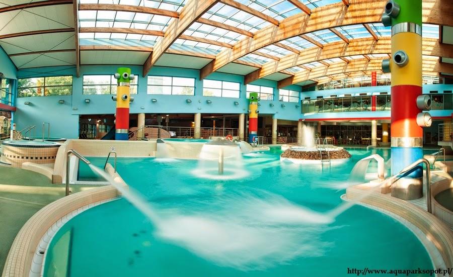 Aquapark w Sopocie