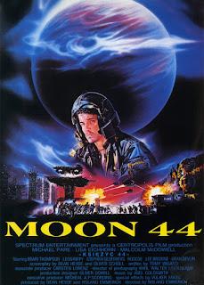 """Moon 44"" (1990), reż. Roland Emmerich. Recenzja filmu"