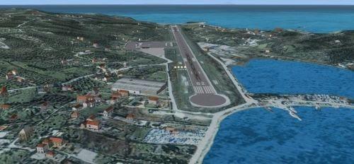 Flight Simulator News Brief: Freeware Skiathos/Sporades