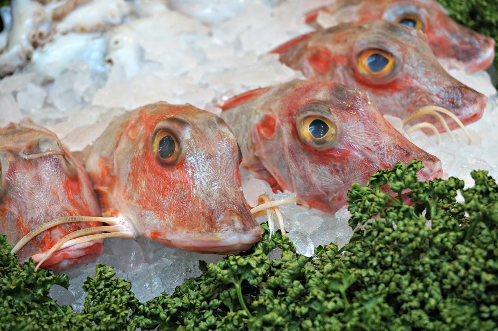 Seafood Borough Market