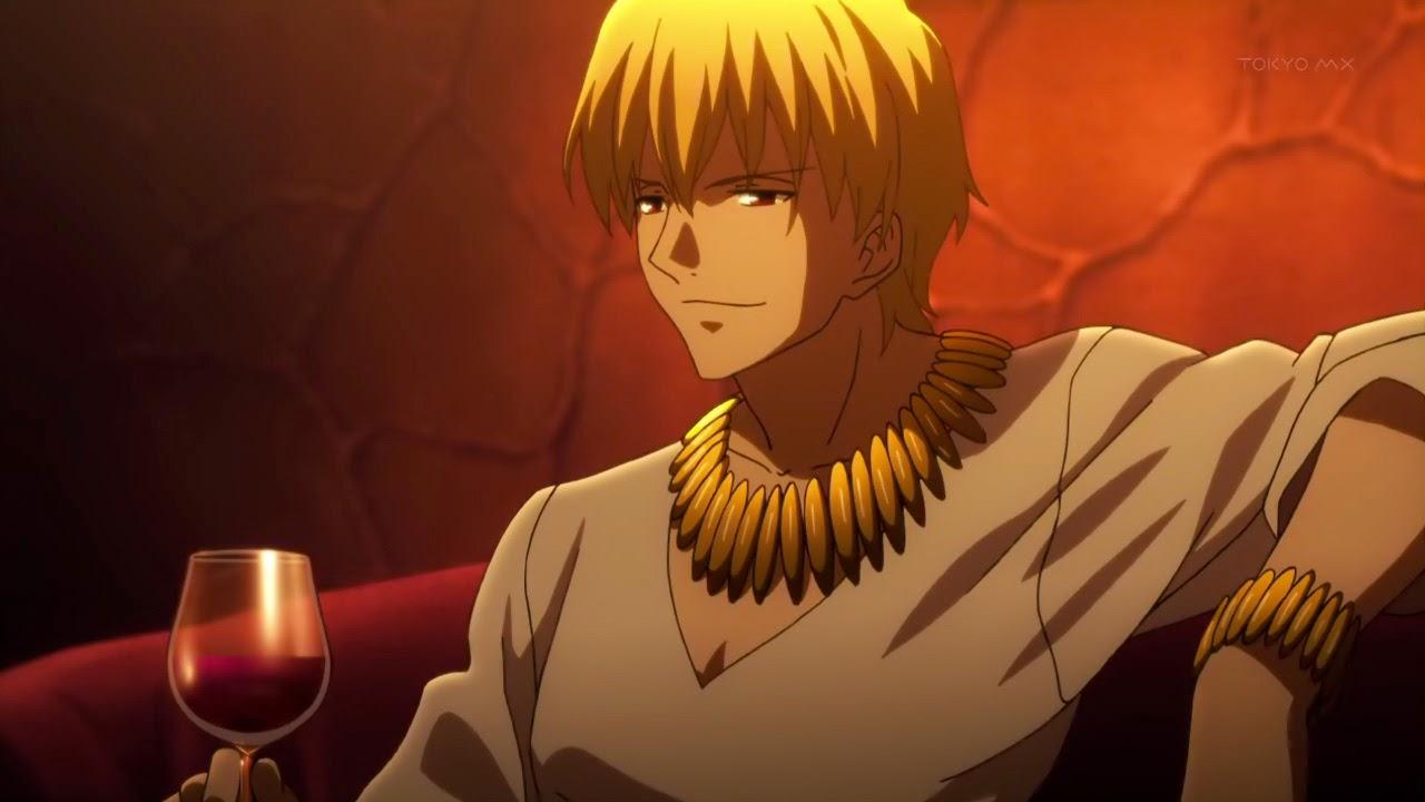 Raja Dari Para Gilgamesh Merupakan Tokoh Antagonis Anime Fate Memiliki Sifat Yang Sombong Dan Mempunyai Harga Diri Tinggi