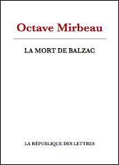 """""""La Mort de Balzac"""", La République des Lettres, 2012"""