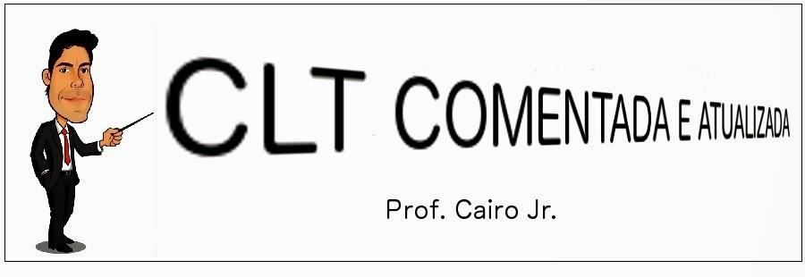CLT ON LINE COMENTADA E ATUALIZADA - TIRA-DÚVIDAS