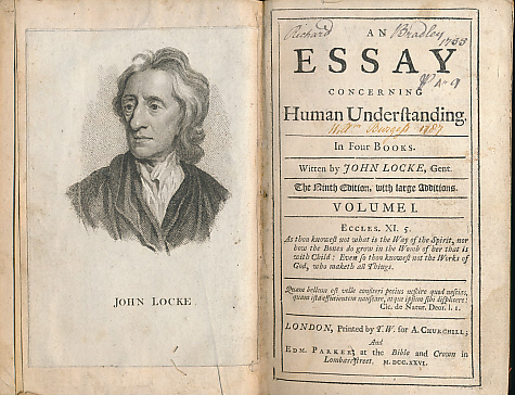 locke an essay concerning human understanding book 2 chapter 27