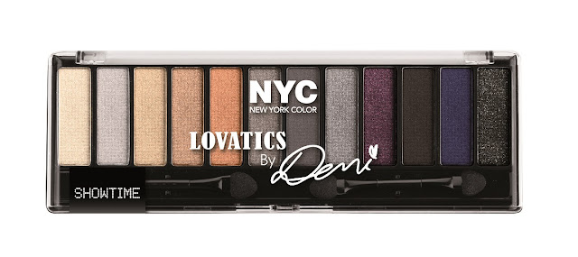Preview: Palette occhi Lovatics by Demi Lovato - NYC New York Color