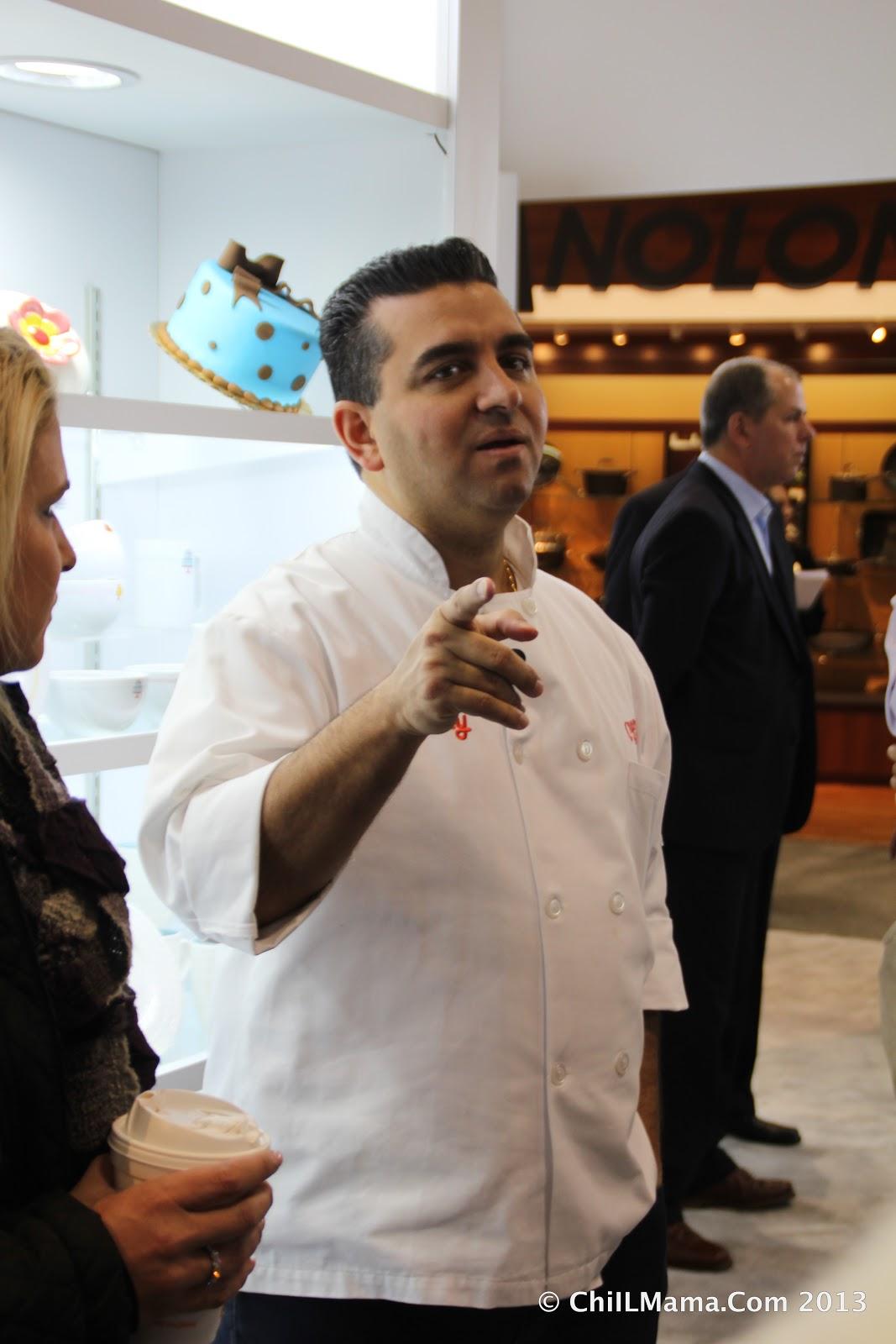 Cake Boss Buddy Valastro and Wife Lisa Family