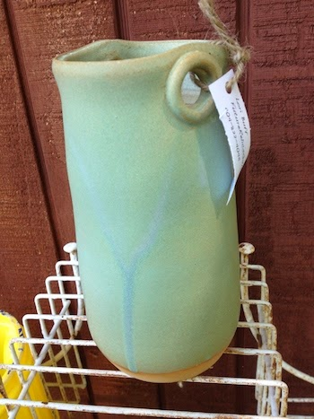 Pottery Vase by Future Relics Gallery
