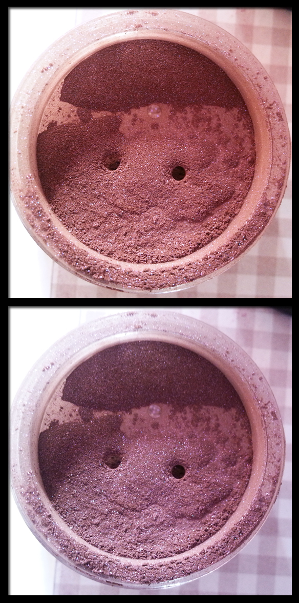 Neve Cosmetics - Ombretti Minerali - Incenso