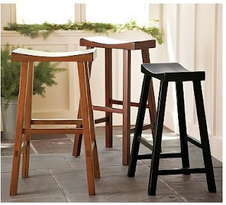 Home Decor Budgetista Luxe For Less Saddle Seat Bar Stool