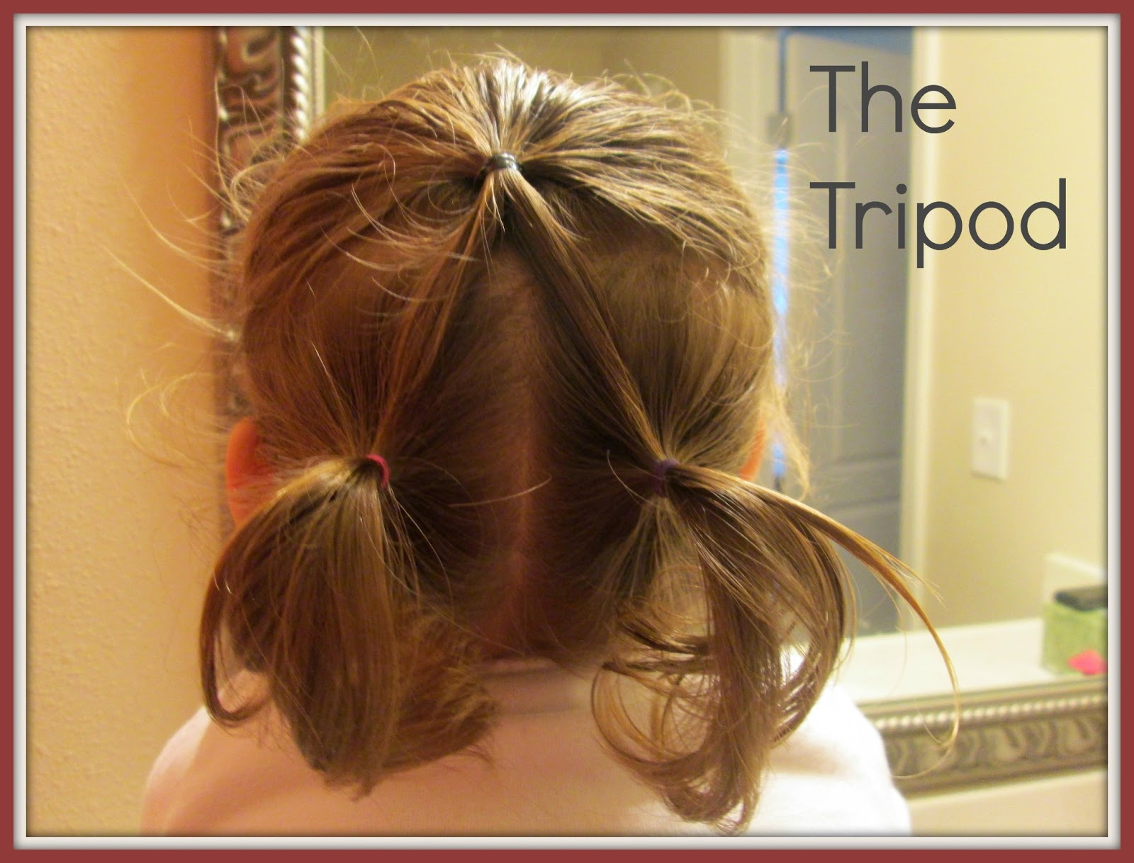 THE REHOMESTEADERS 10 Easy Hairstyles for Little Girls