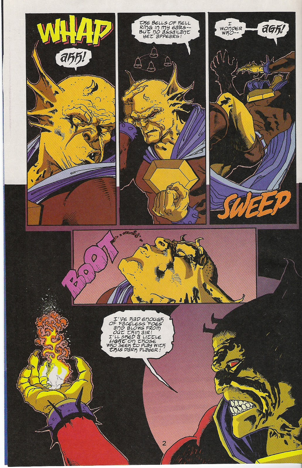 Lobo (1993) Issue #64 #69 - English 3