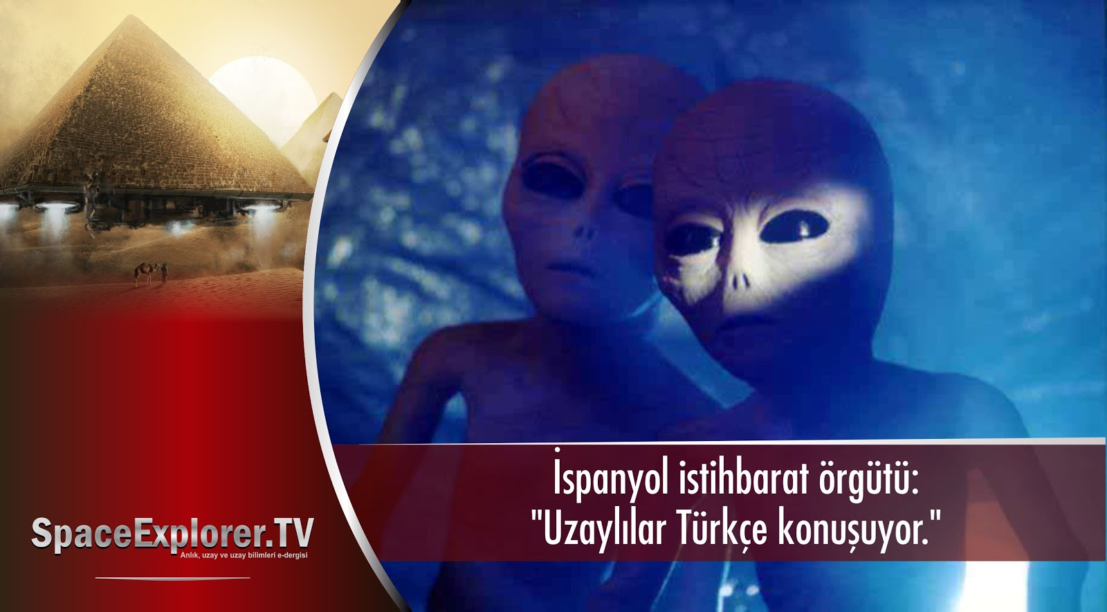 Uzaylılar Türkçe konuşuyor, Videolar, Uzayda hayat var mı?, Evrende yalnız mıyız?, Alfa centauri, Güneş sistemimizin dışı,