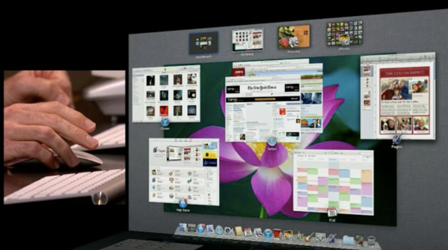 Mac OS X Lion