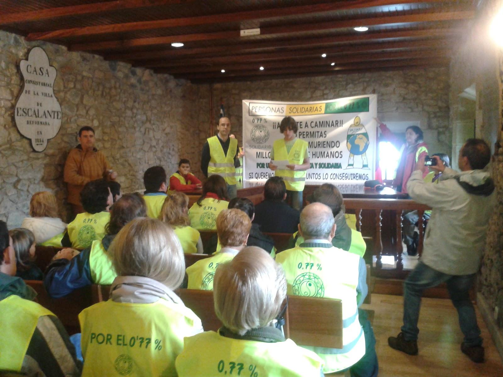 El diario ero iniciativa solidaria 0 77 ayuda a la - Cocina economica santander ...