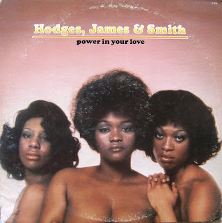 Cover Album of HODGES,JAMES & SMITH - POWER IN YOUR LOVE (1975)