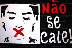"""""""Basta de Violência Contra a Mulher!"""""""