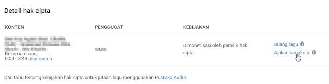 Cara Mengatasi Masalah Audio Copyright di Youtube