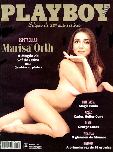Marisa Orth - Playboy 1997