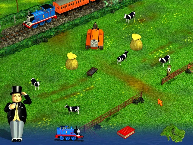 Download Game Thomas & Friends The Great Festival Adventure PC Gratis