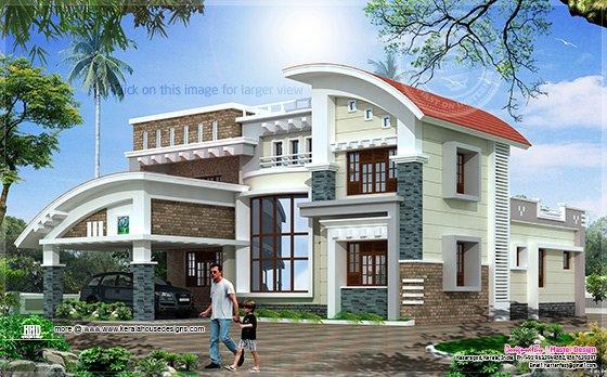 3073 sq-ft luxury home