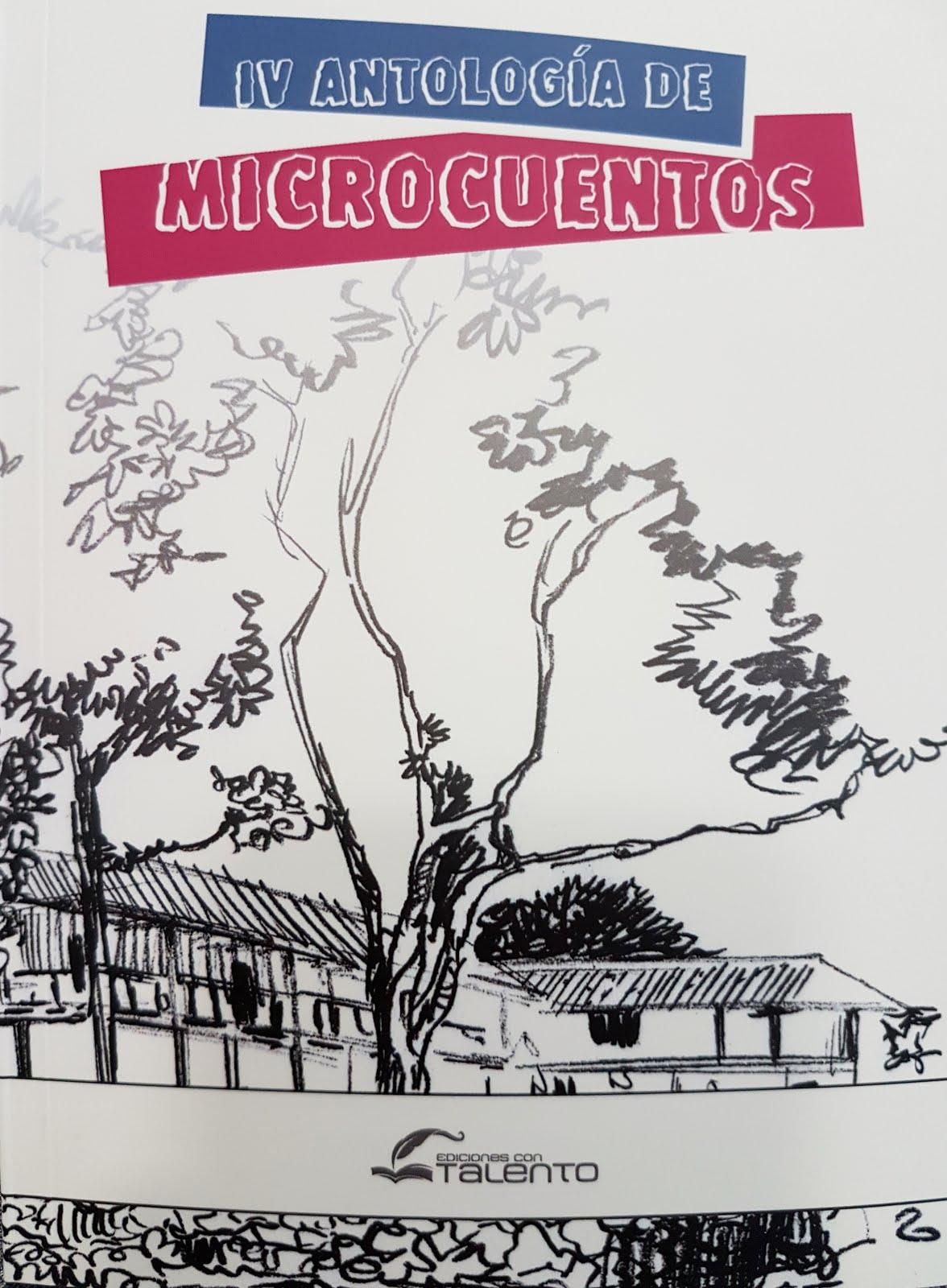 IV ANTOLOGÍA MICROCUENTOS EDICIONES TALENTO