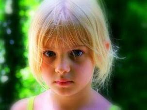 Paulinka-    moja  wnuczka