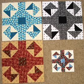 May 2013 Second Saturday Sampler Alternate Blocks