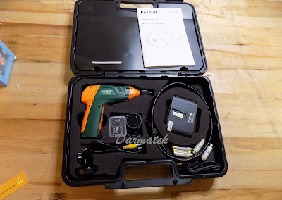 Jual EXTECH BR 250 -- Video Borescope/Wireless Inspection Camera