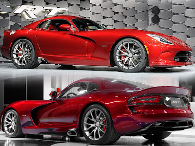 Viper Sports  on Dodge Viper Srt Gts 2013 High Performance Sports Car New   New Cars
