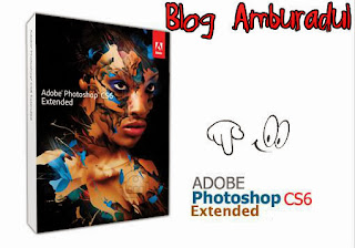 Adobe Photoshop CS6 extended full version + Crack + Keygen