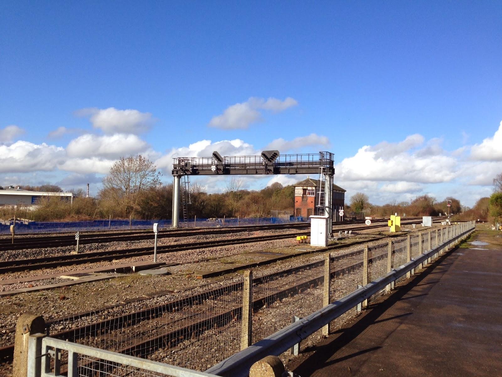 North Signal Box, Princes Risborough