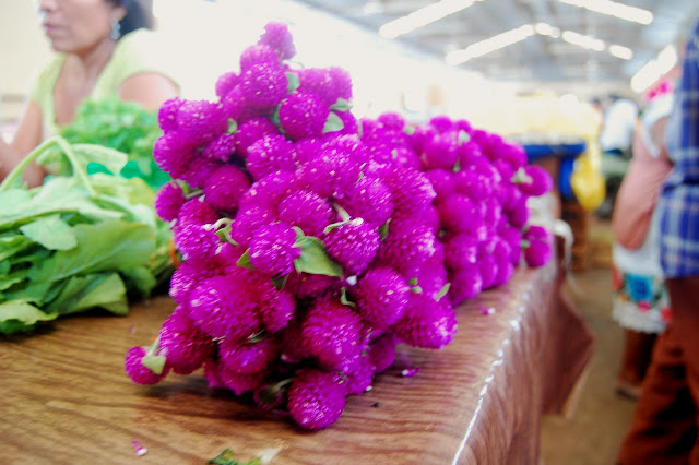 The Municipal Market of Valladolid #Market #Mexico #Travel #Budget