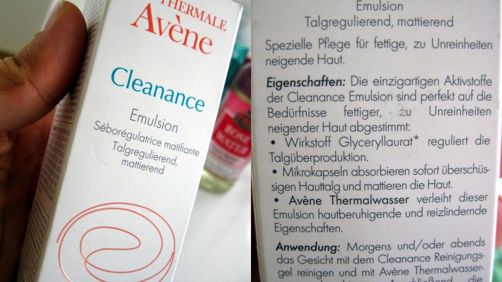 cleanance avene