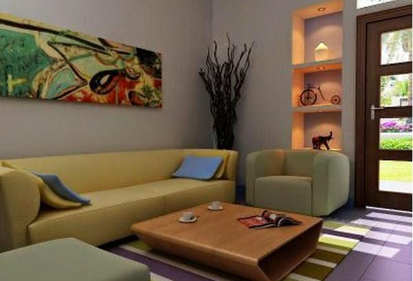 ruang tamu minimalis 1