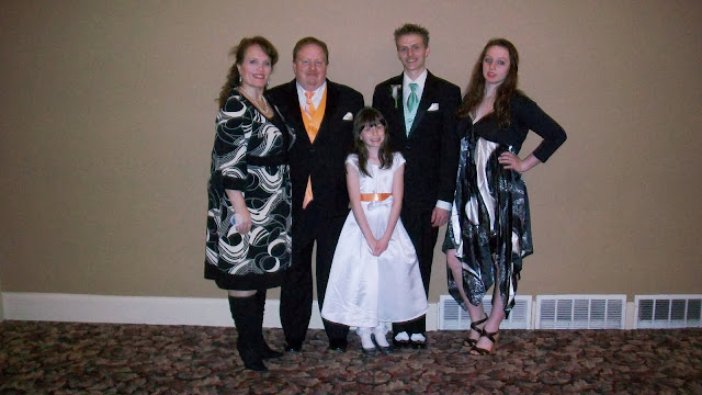 Standridge Family