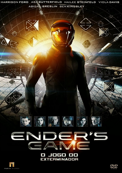 Filme Ender's Game O Jogo do Exterminador Legendado AVI BDRip