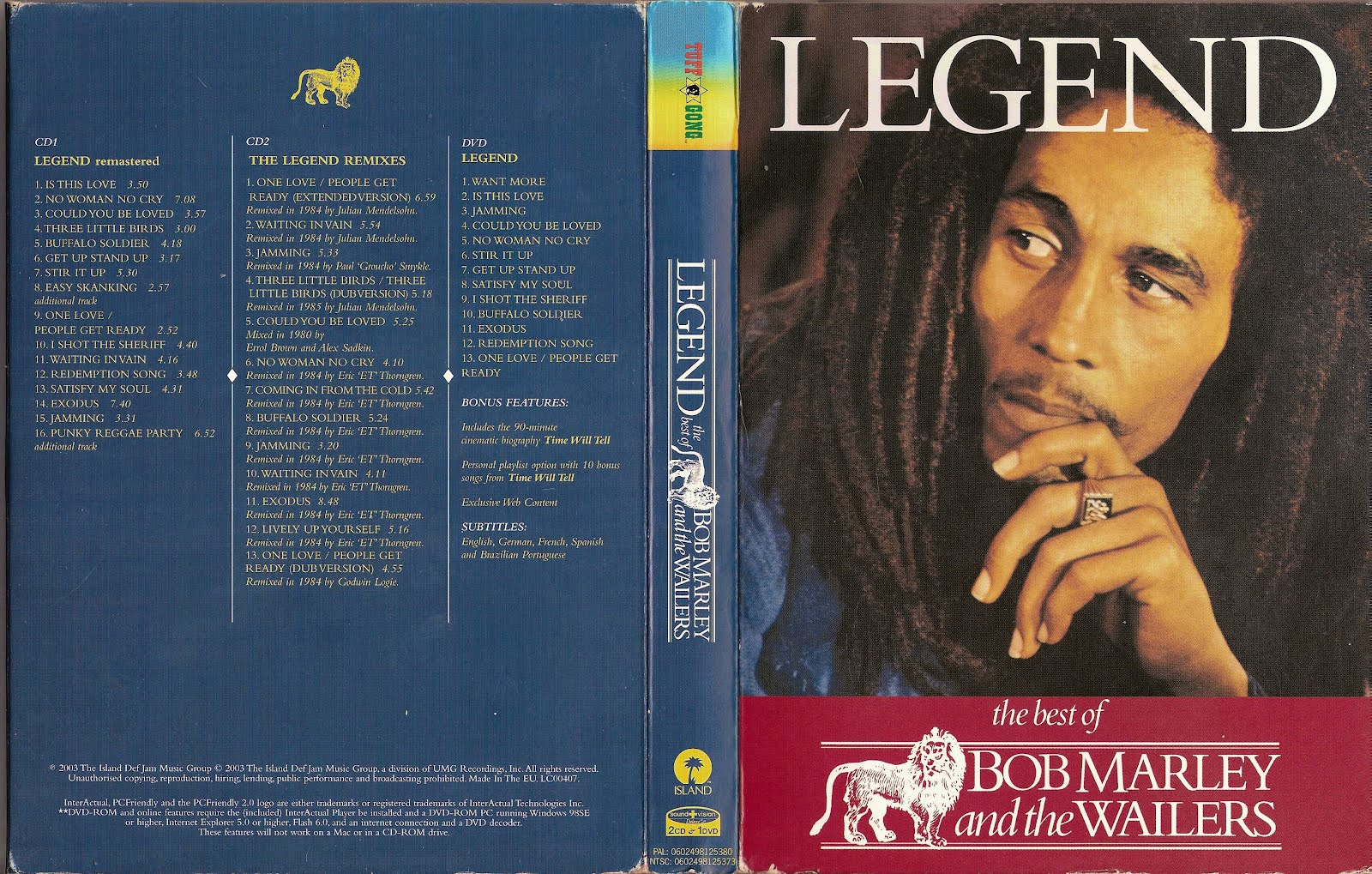 Classic rock album collections bob marley legend full album legend is the twelfth album by bob marley the wailers and the second posthumous album released in 1984 by island records catalogue bmw 1 in the united thecheapjerseys Gallery