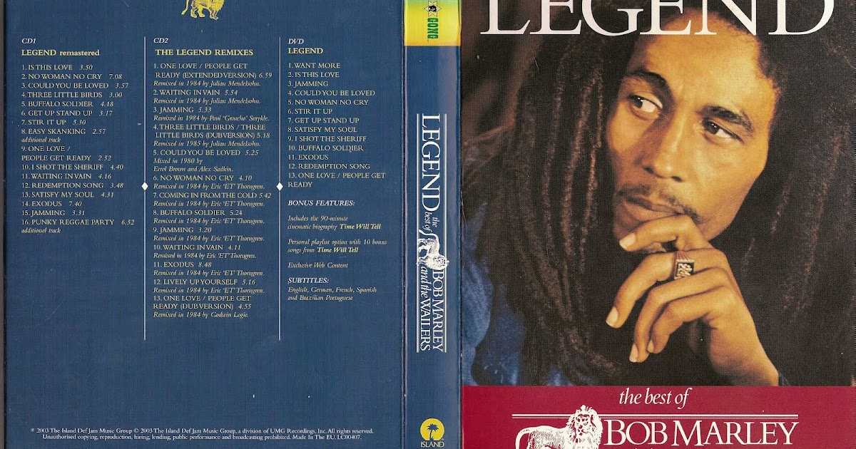 Classic Rock Album Collections!: Bob Marley
