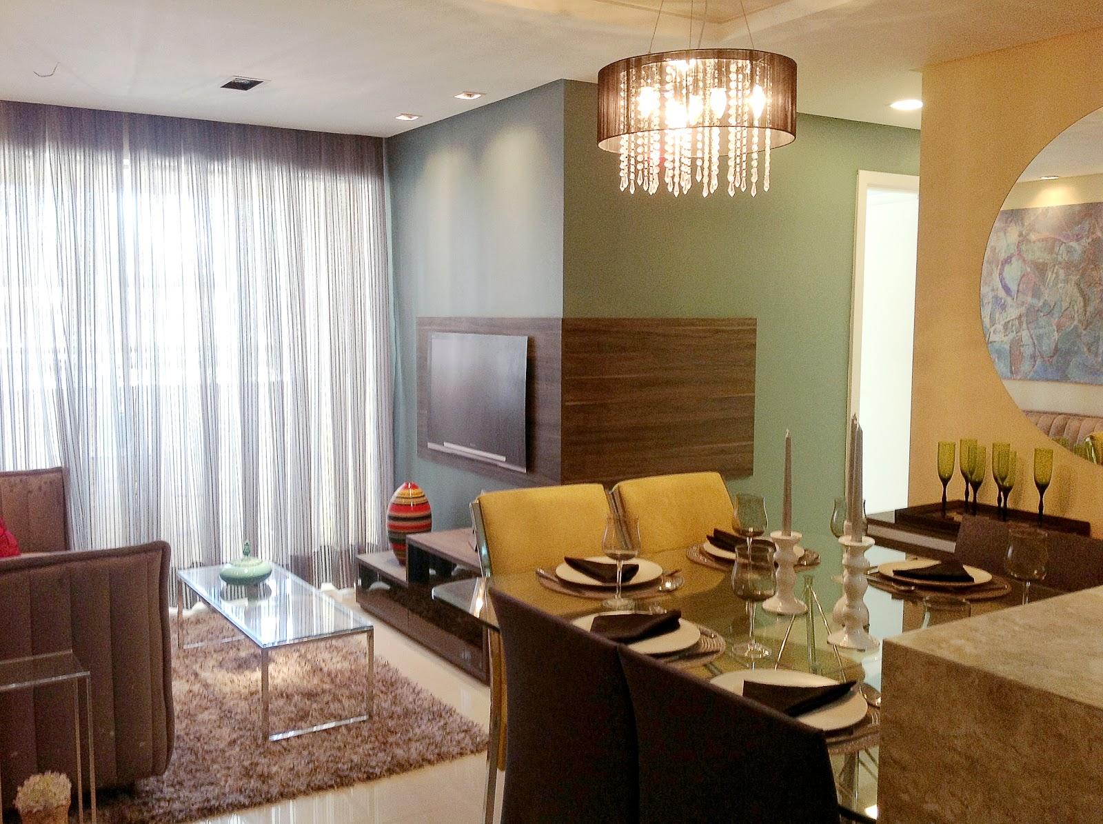 #2F1B0F Arquitetura Feminina: Apartamento Decorado : Salas part. 1 1600x1195 píxeis em Ap Decorados Pequenos