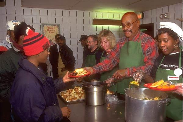 soup kitchen thanksgiving