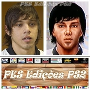 Ángel Romero (Corinthians) PES PS2
