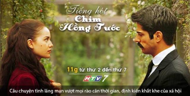 Hình ảnh phim Tiếng Hót Chim Hồng Tước