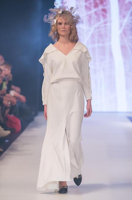 Pokaz kolekcji Marii Wiatrowskiej XIII FashionPhilosophy Fashion Week Poland (c) 2015 Mike Pasarella